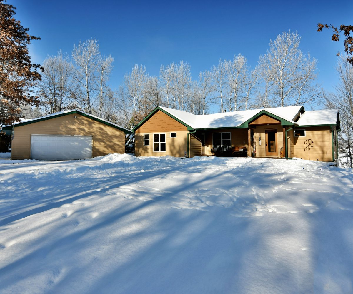 Spooner, WI Lake Home for Sale
