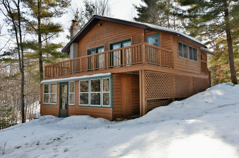 Webster WI Cabin for Sale