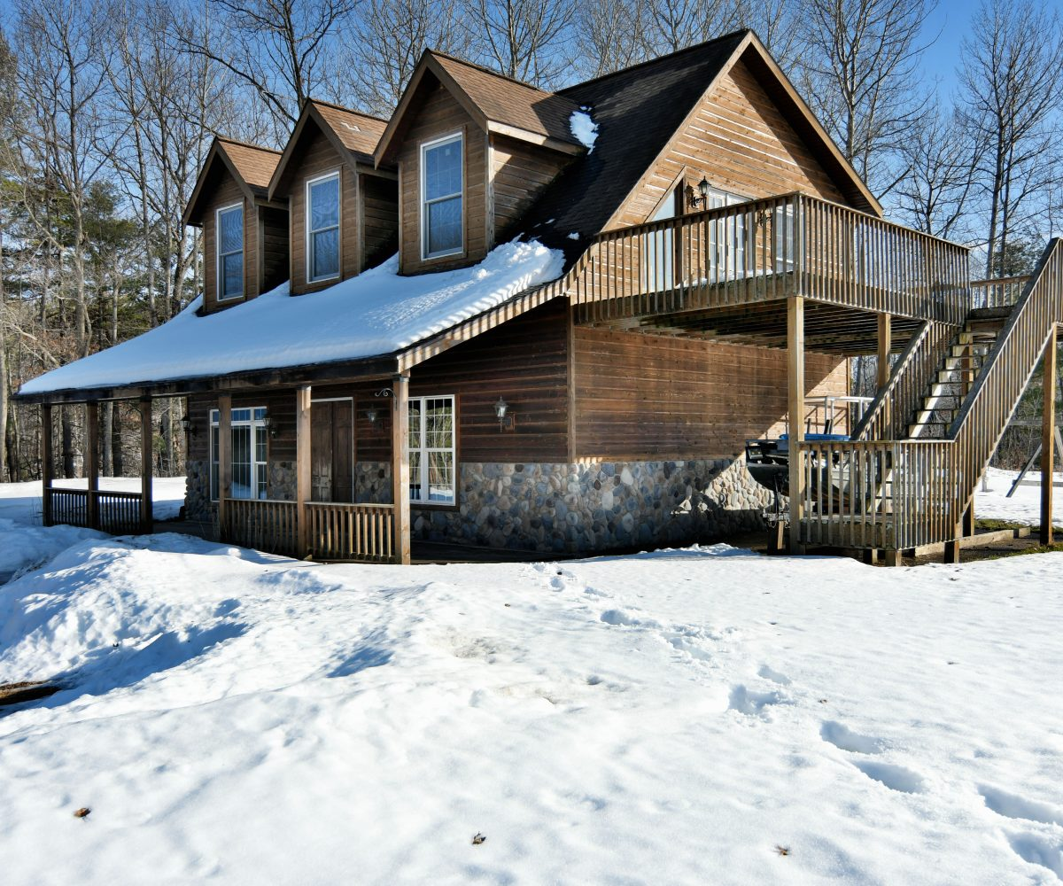 Stone Lake, Wisconsin Home for Sale