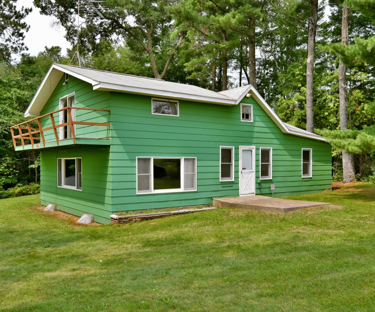 Shell Lake, WI Country Home for Sale