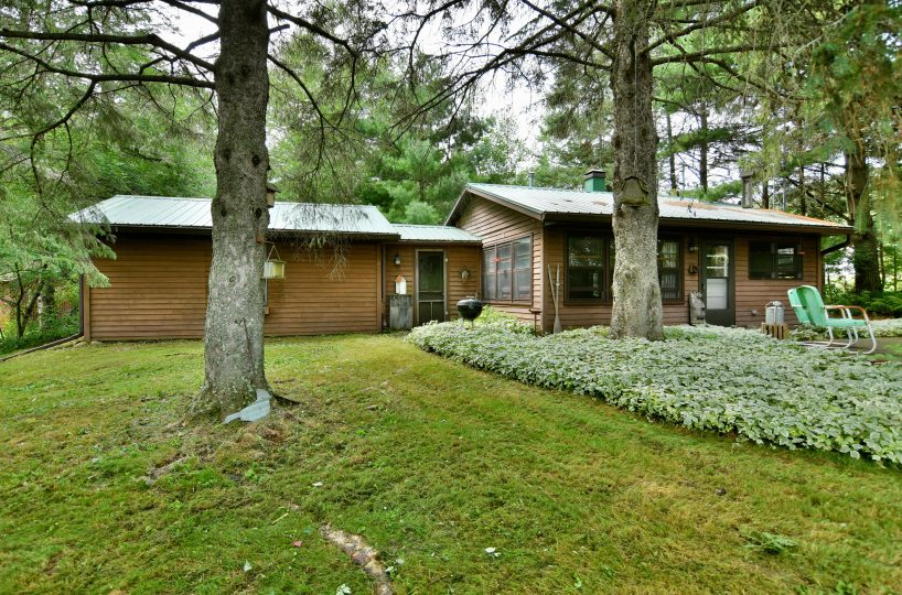 Winter, WI Lake Home for Sale