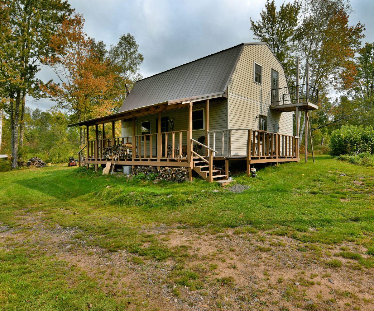 Ojibwa, WI Cabin for Sale